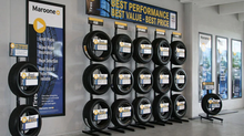 New Tire Display unveiled at AutoNation