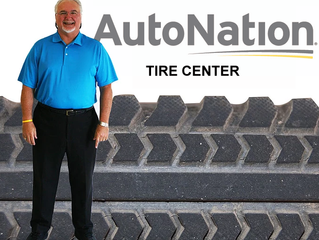 AutoNation Tire Merchandising Request