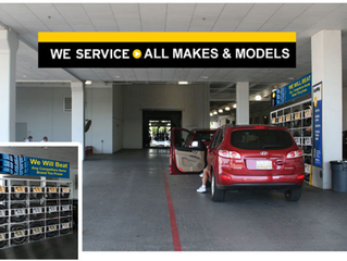 Toyota of Fort Myers Service Drive