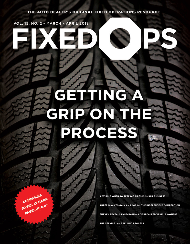 Advising When To Replace Tires is Smart Business