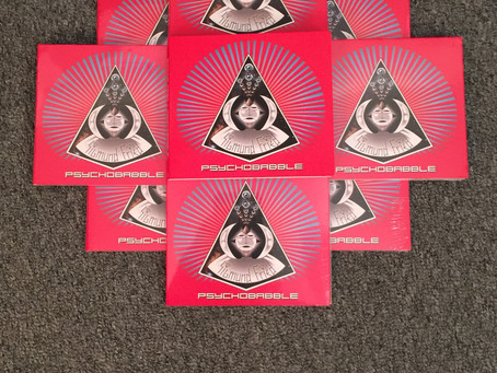 Psychobabble CD Now Available!