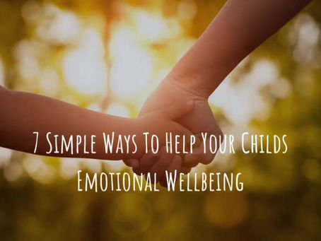 7 Simple Ways to Encourage Emotional Resilience