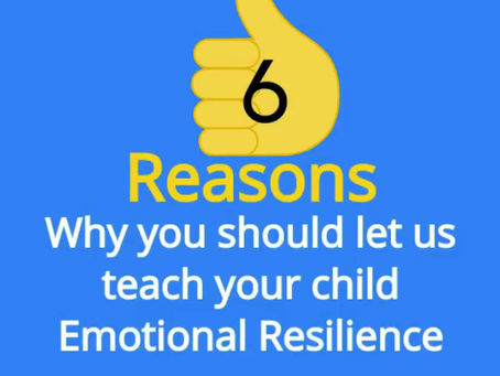 What can you do about your child's Anxiety.....?