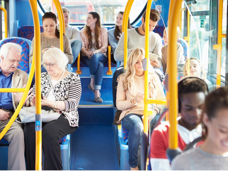 Passengers on the Bus.