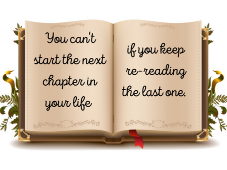 What is the next chapter in your life?