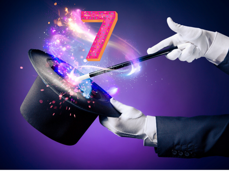 The Magic of Number Seven!