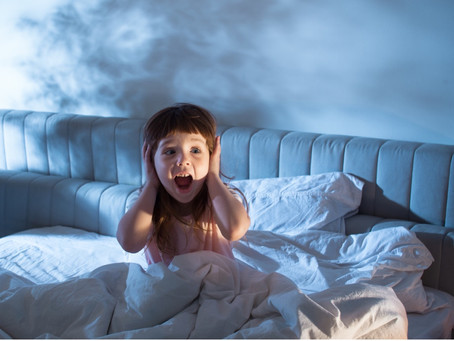 Good night? Or nightmare! Top tips for Bedtime.