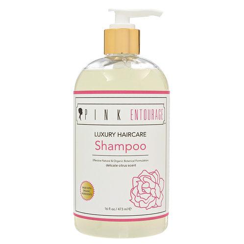 Pink Entourage Botanical Shampoo