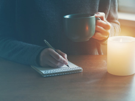 Create your own wind down ritual to reduce stress and get better sleep