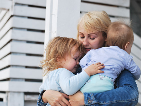 Three ways to reframe your insecurities as a mother