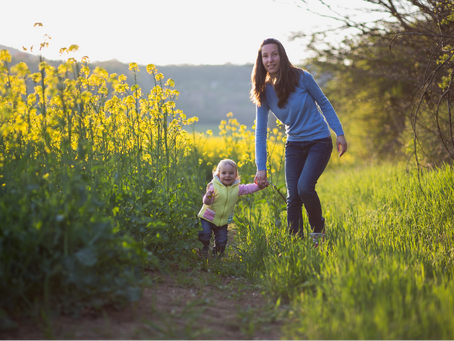 Nature tonic: an accessible way to nourish ourselves and our children
