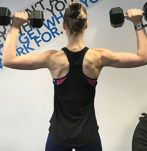 Back Muscle Gains Workout
