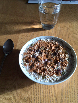 Quick and Easy Oats