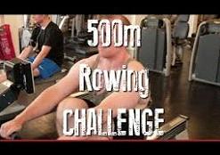 500m Row Challenge