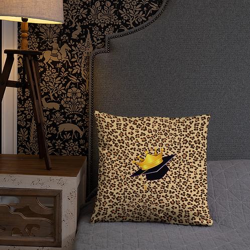 Cheetah Girl - Pillow