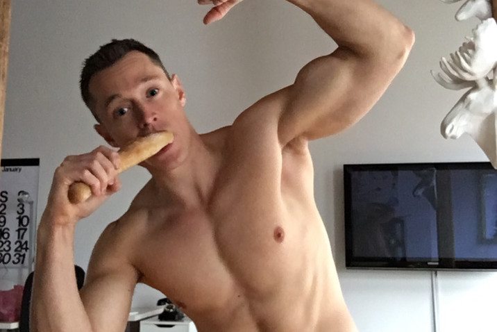 Davey Wavey: I'm A Gay Man And I Eat Bread.