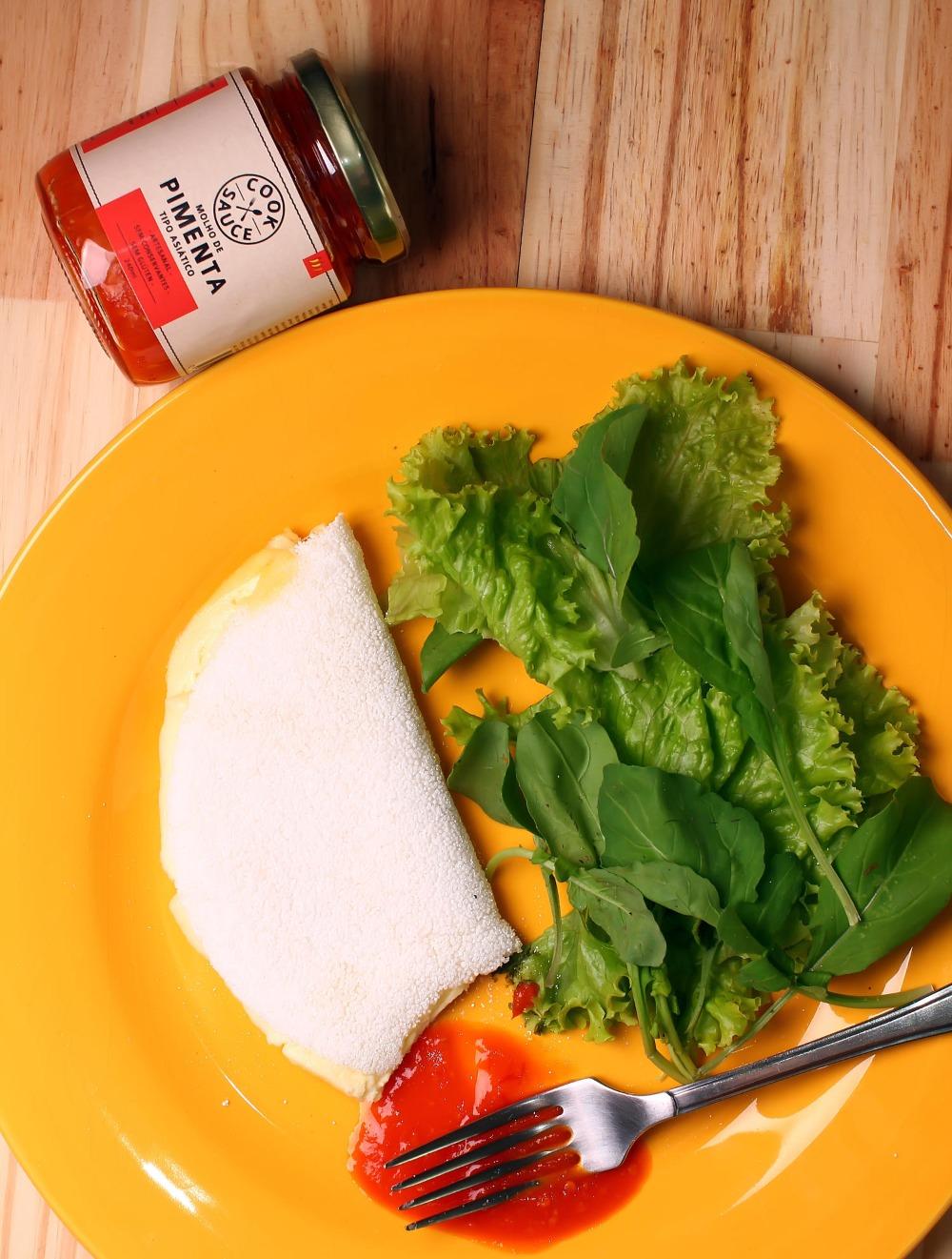 Cook Sauce Tapioca molho de Pimenta