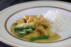 Cook Sauce | Frango ao Molho de Curry com Leite de Coco