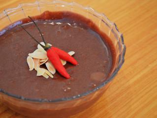Mousse de Chocolate com Pimenta