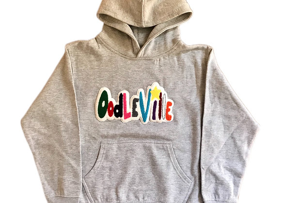 Oodleville Kangaroo Beach Sweater