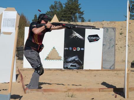 22 сентября нами проведён Чемпионат Рязанской области по практической стрельбе из ружья.
