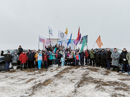 """Этап Спартакиады ГК """"Автоимпорт"""""""