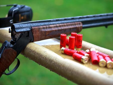 Тренировки по стендовой стрельбе!