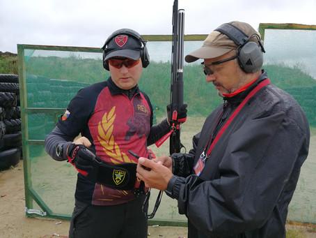 Мы провели Чемпионат Рязанской области по практической стрельбе из ружья.