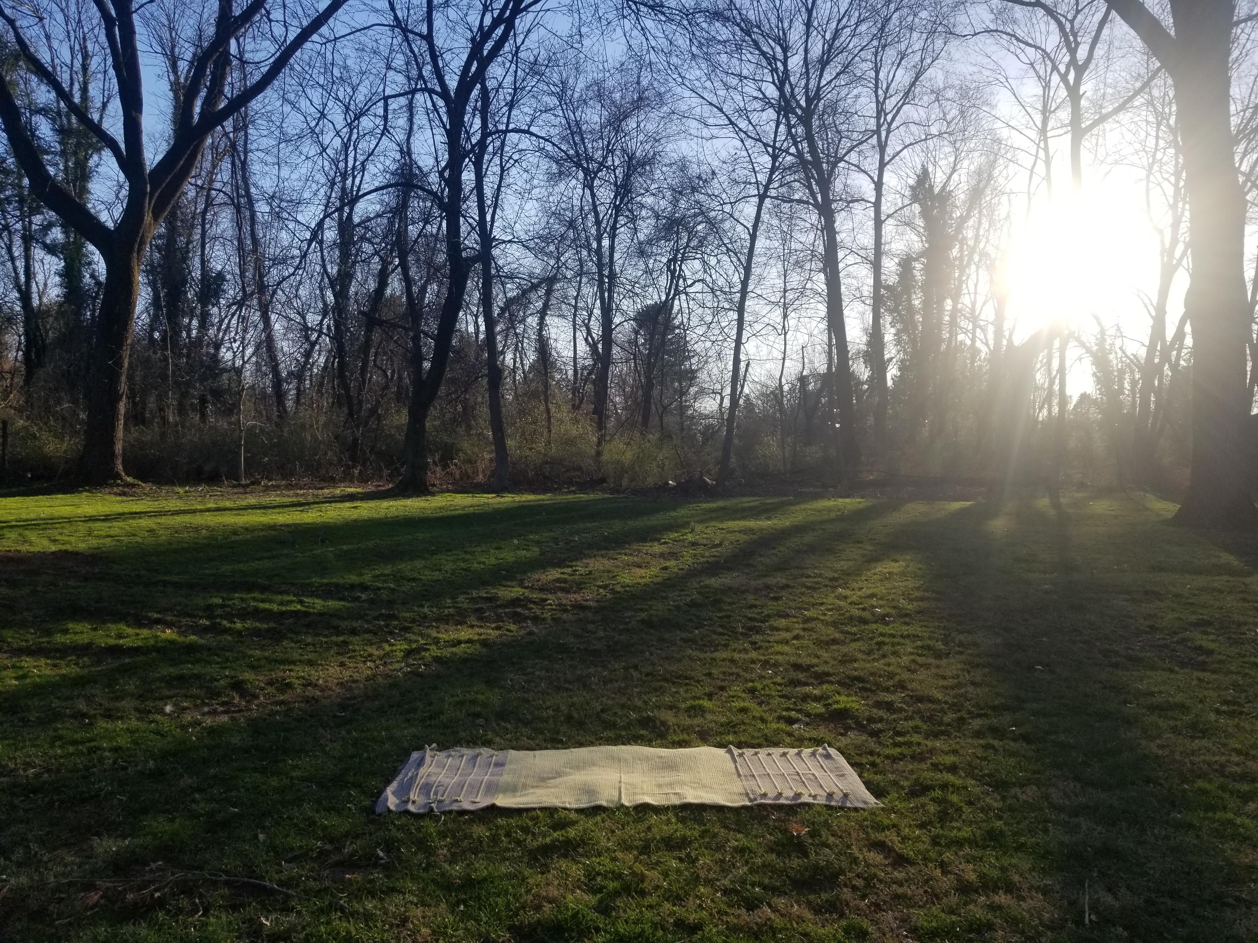 Reconciliation Meditation (in English)