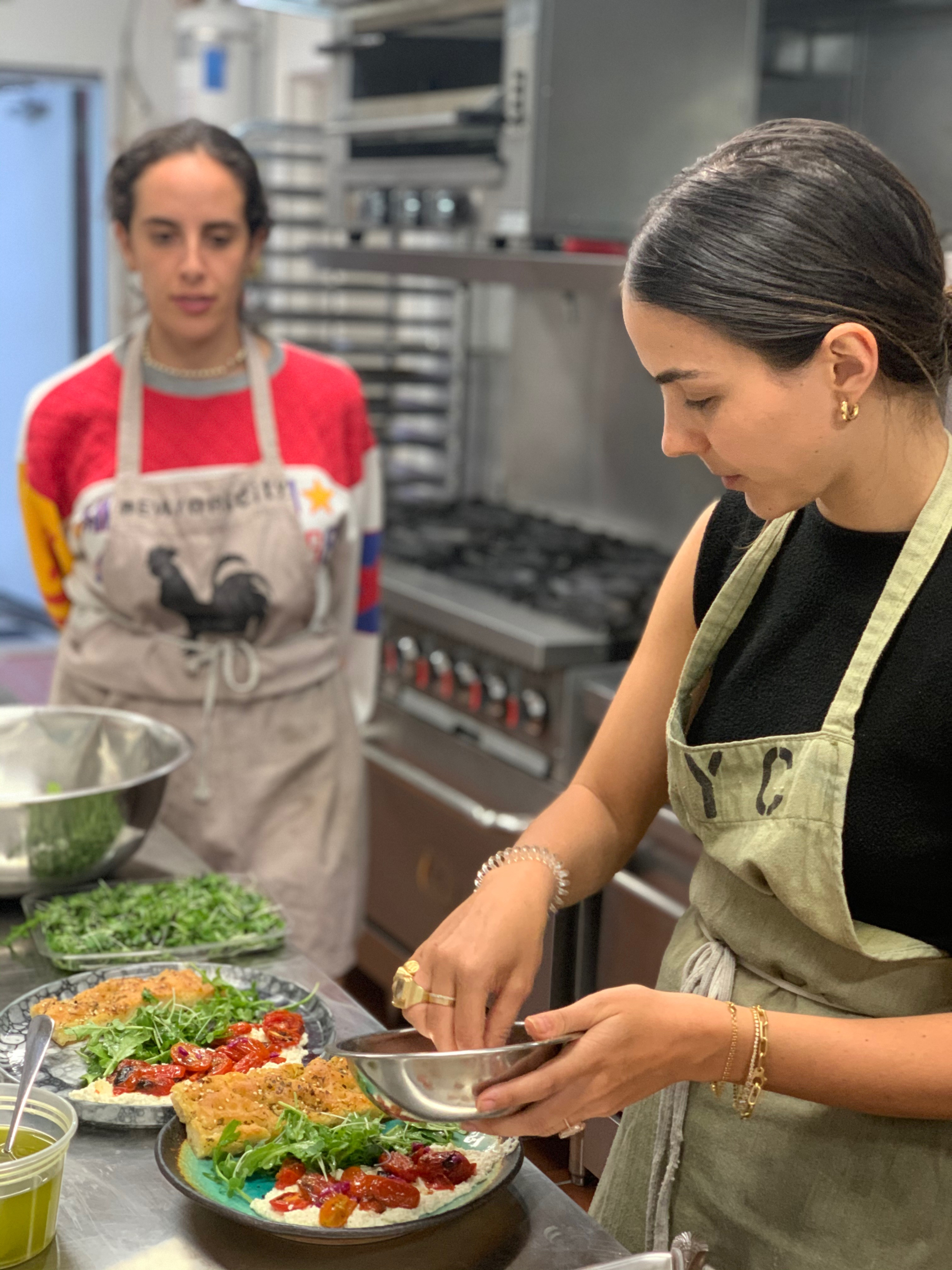 Private Chef Services & Cooking Classes