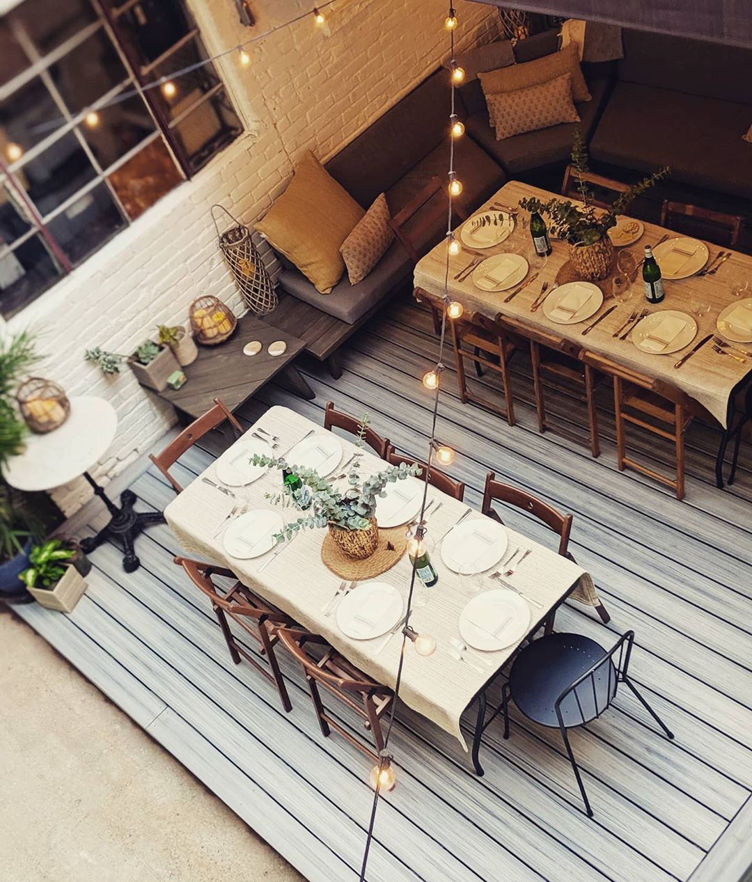 Event Space Reservation