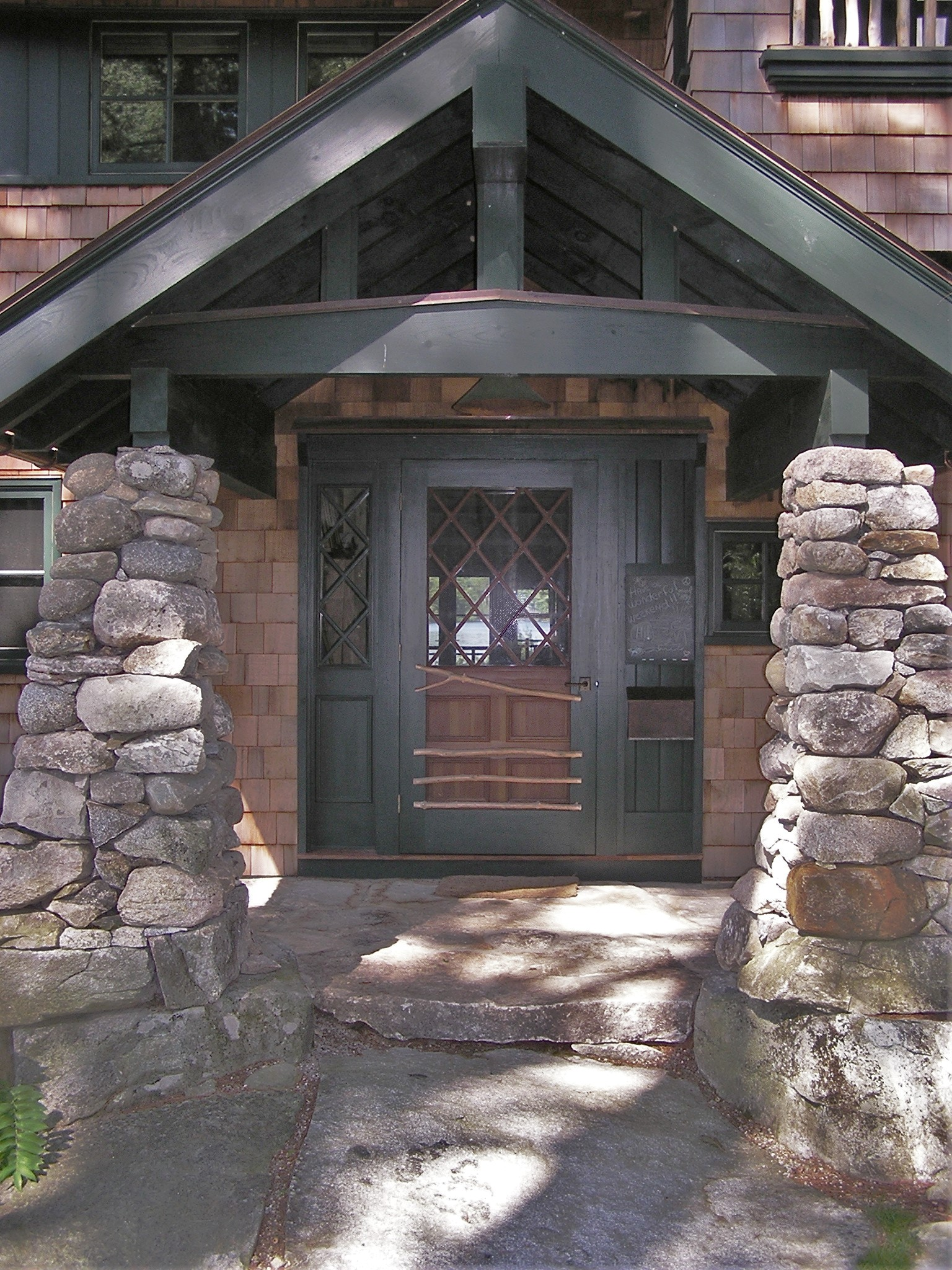 Camp Doorway