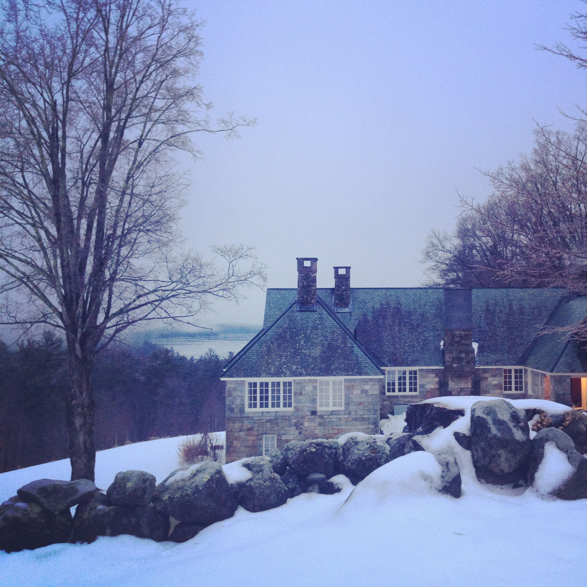 Squam Lake Historic Renovation