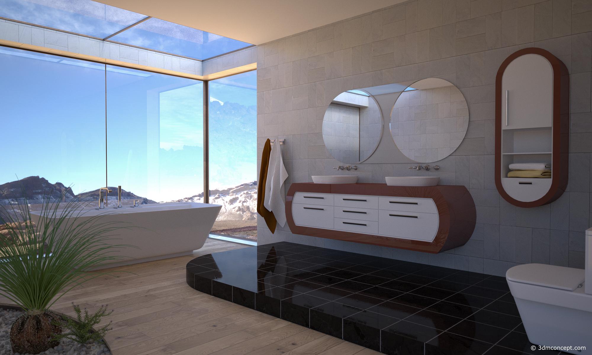 3dmconcept - Interior Visualization