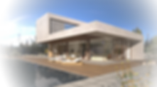 Post production for architectural visualization image