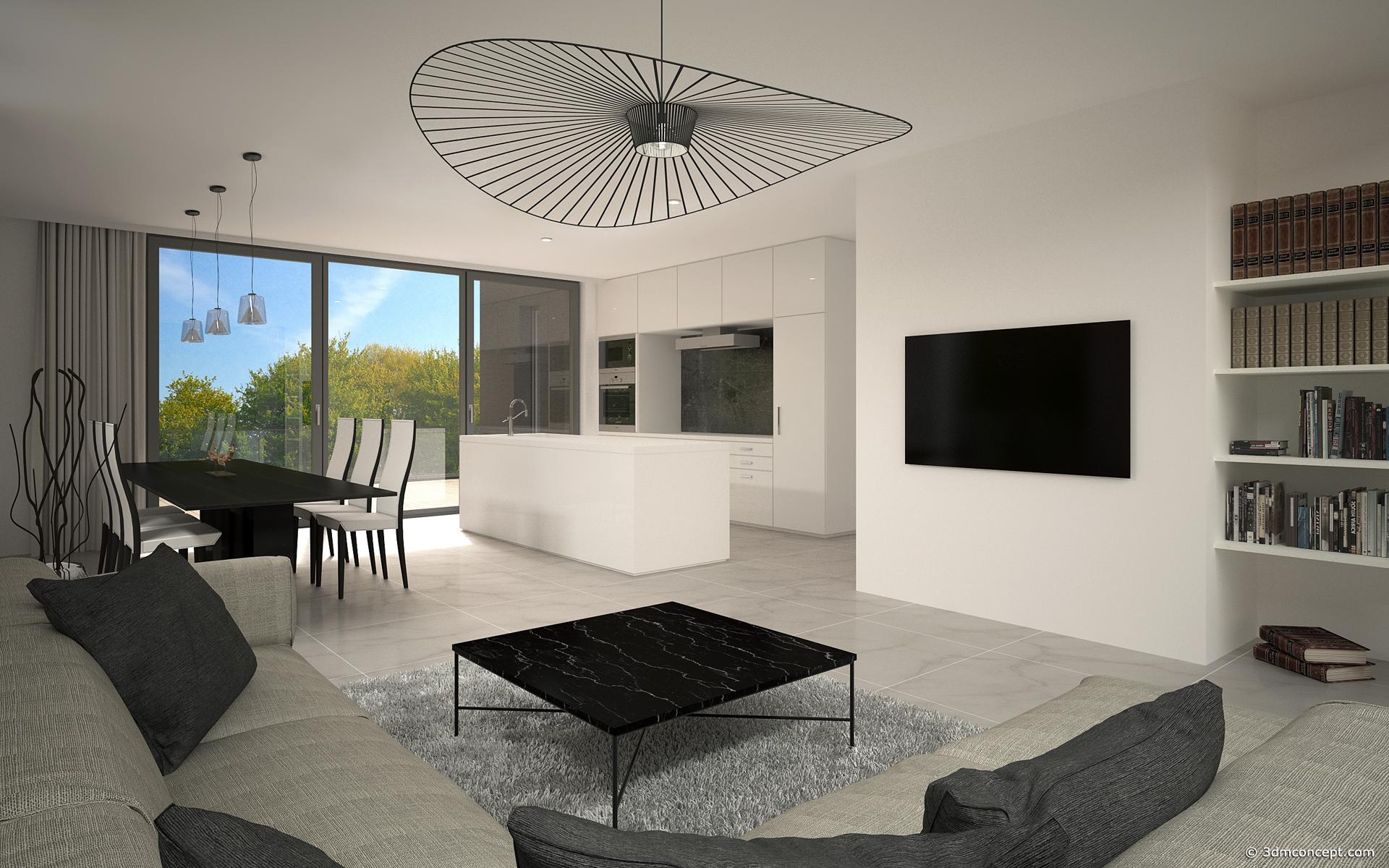 3dmconcept - Visualisation Interieur