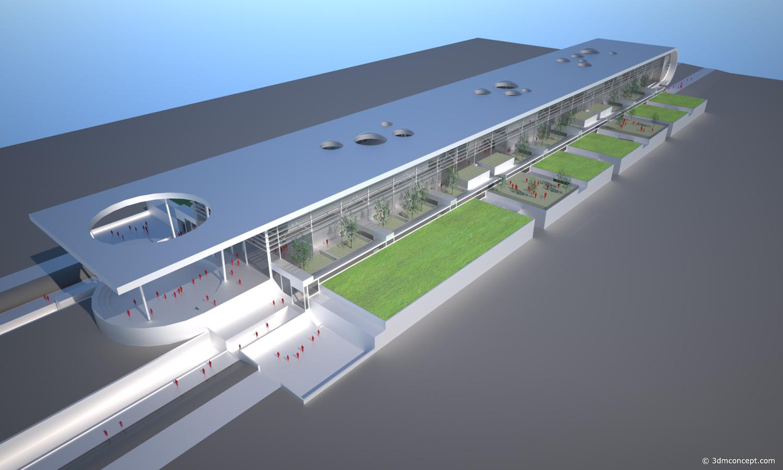 3dmconcept- Arquitectura Conceptual