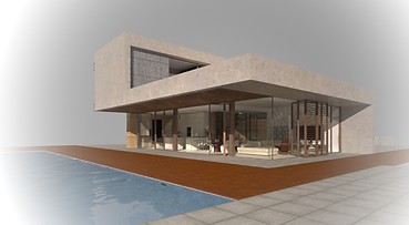 Texturing and Rendering 3d architectural model