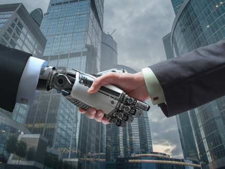 Artificial Intelligence: Better Living (and Working) through Automation