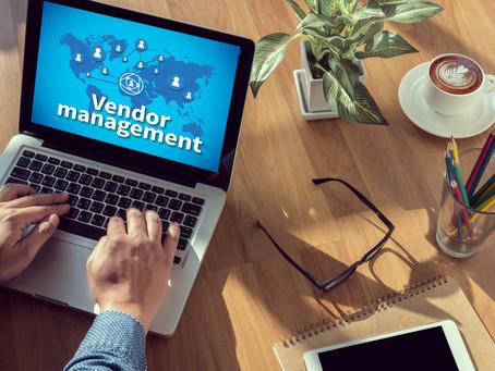 Why Vendor Management?
