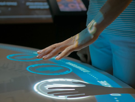 Touchless Business: A New Era