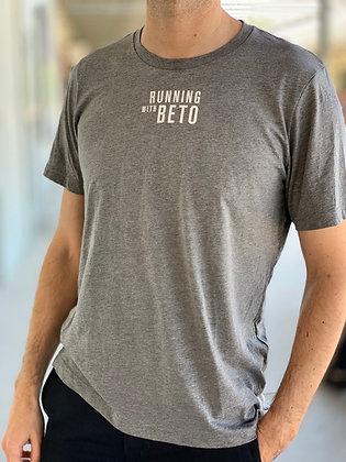 Running with Beto Unisex T-Shirt