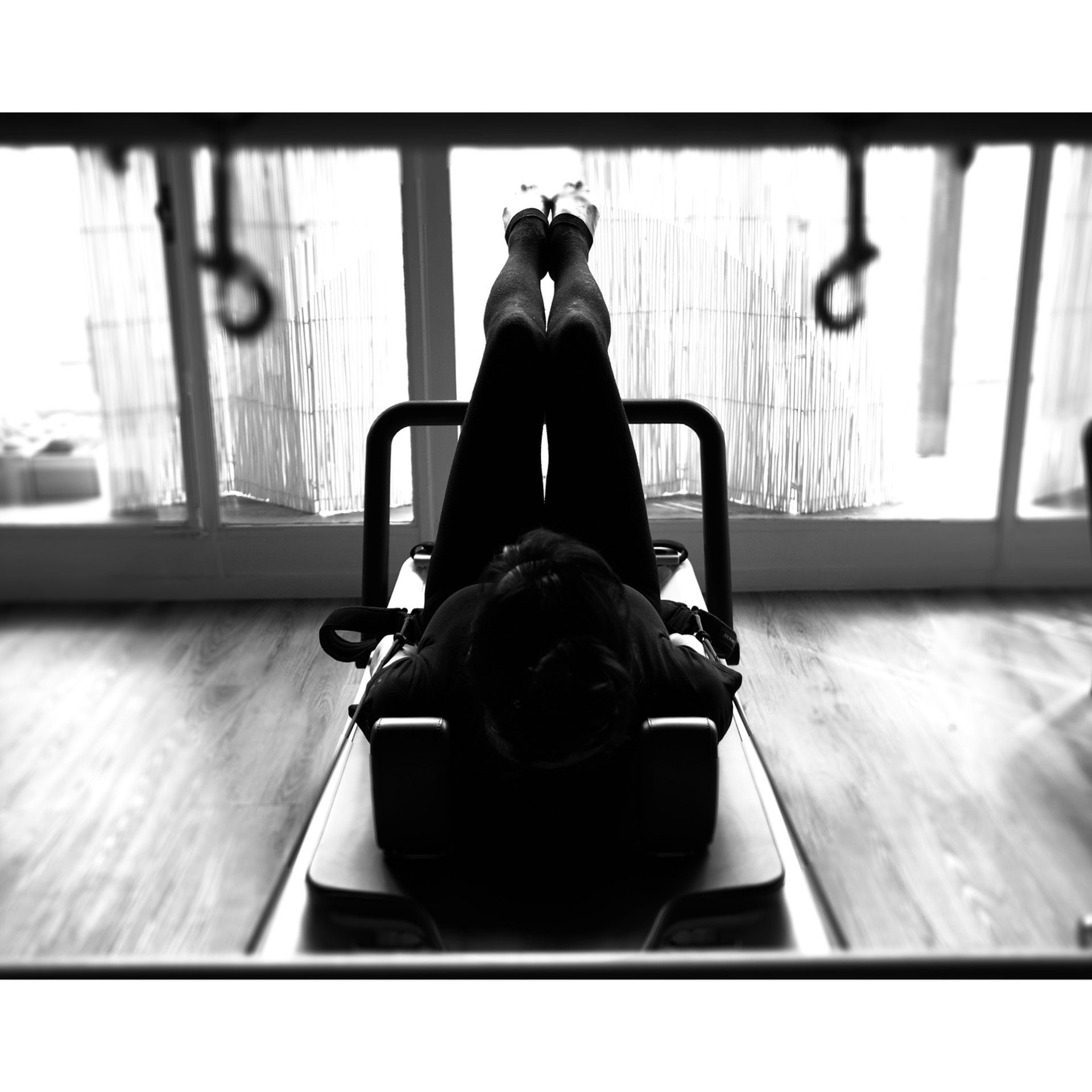 pilates sur machines
