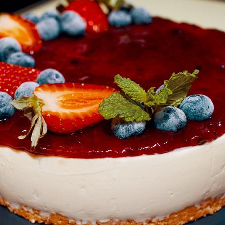 Cheesecake lowcarb