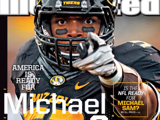 Will The NFL Exhibit Michael Sam's Courage?
