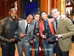 VOUGE Polo Ralph Lauren For Athlete