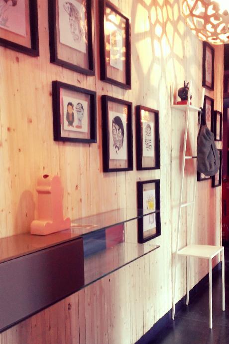 Monolite • Wood Wall #1