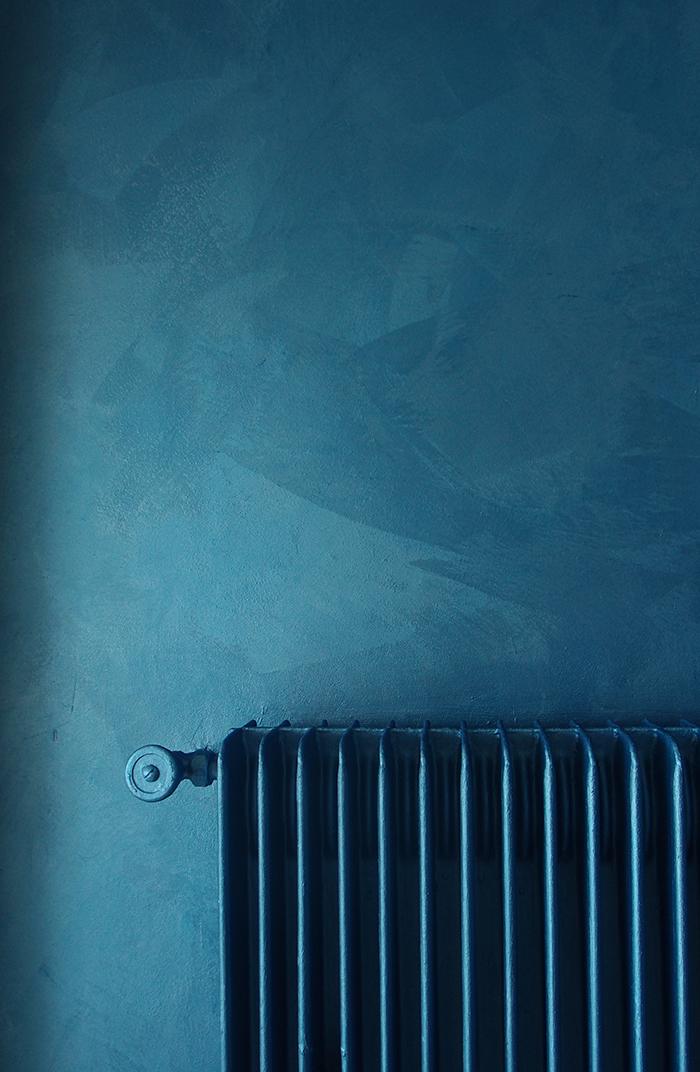 Blue Overfall #2