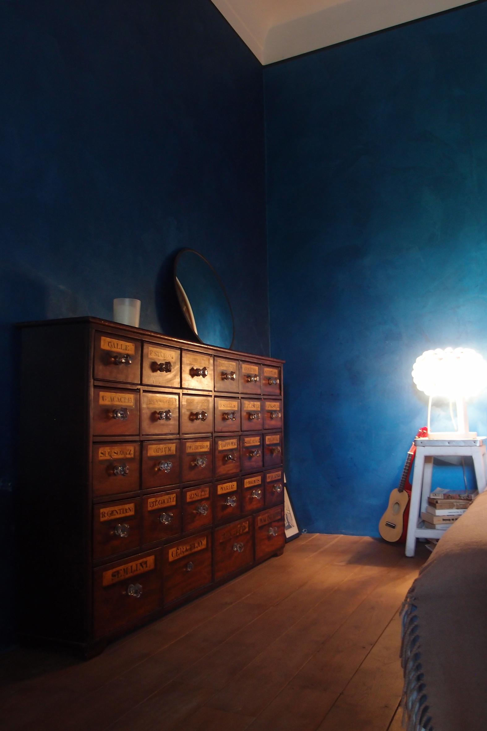 Nice Blue #1 (wallsandwonders.com)