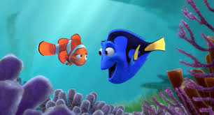 Finding yourself, with Dory's help.